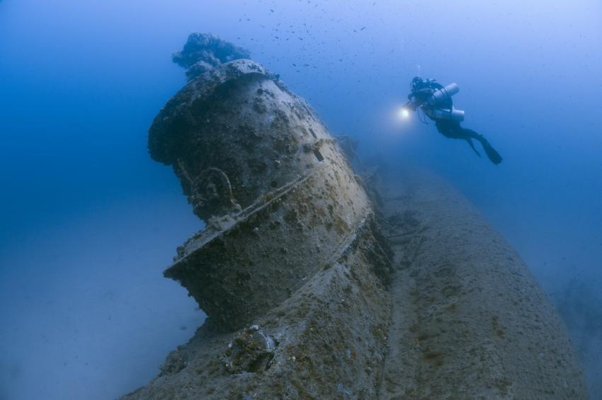 HMS Stubborn, P238, HMS Stubborn, P238, U-Boot, Wrack, Wrack HMS Stubborn, Malta, Malta - Hauptinsel