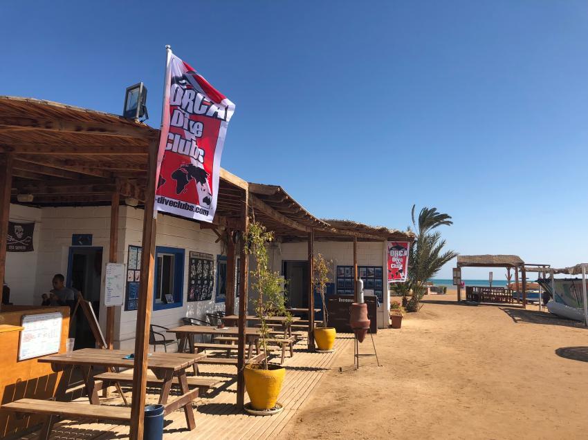 ORCA Dive Club Paradiso, El Gouna, Ägypten, Hurghada