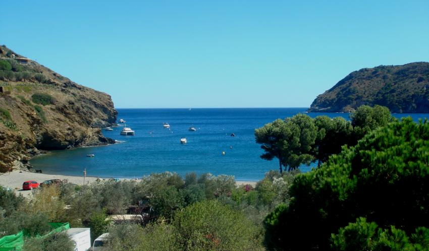 Cala Joncols, Cala Joncols,Spanien,Bucht,Strand