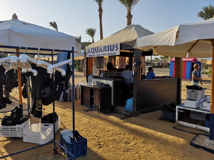 Aquarius Diving Club, Port Ghalib, Ägypten, El Quseir bis Port Ghalib