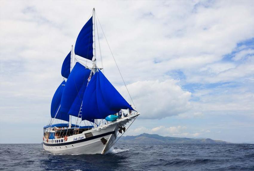 S/Y Indo Siren, Indonesien, Allgemein