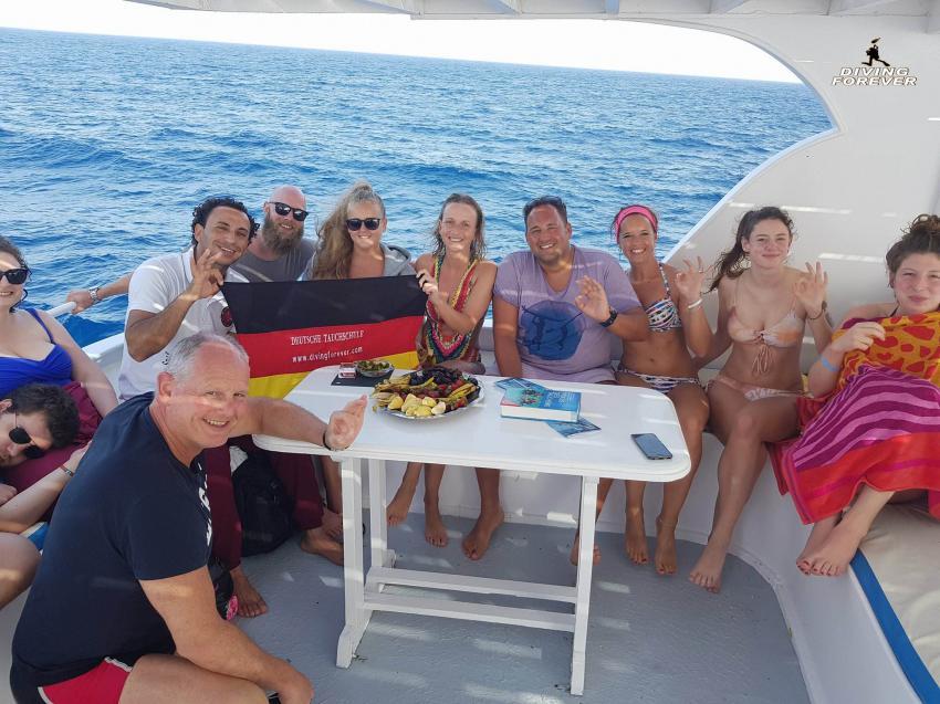 Deutsche Tauchschule Hurghada , Tauchen Hurghada, Diving Forever Hurghada, Ägypten, Hurghada