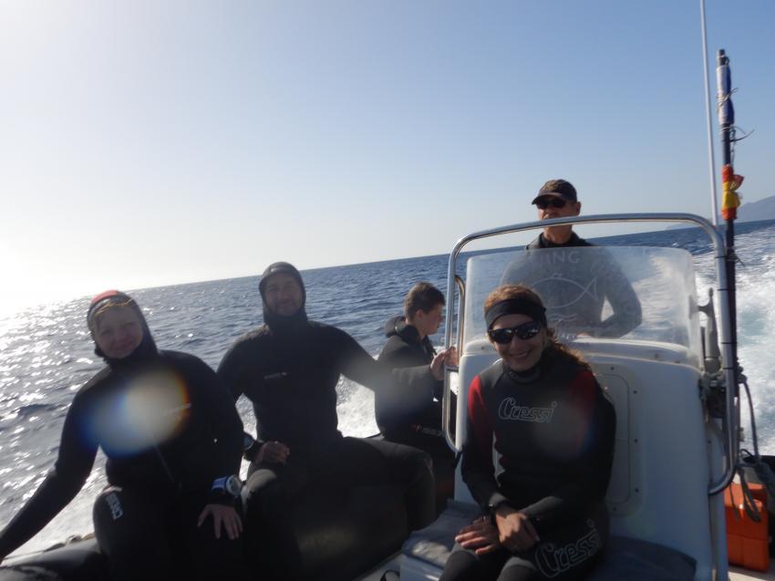 Almunecar Dive Center, Spanien, Spanien - Festland