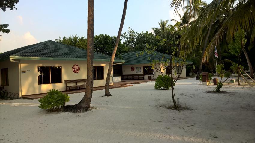 Gesamtansicht, Meeru Island Resort, Eurodivers, Malediven