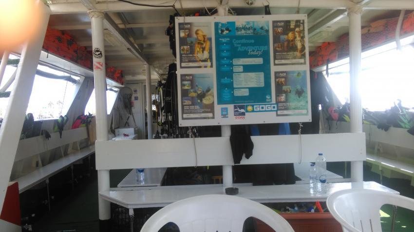 liamis Tauchboot, KOS, Griechenland