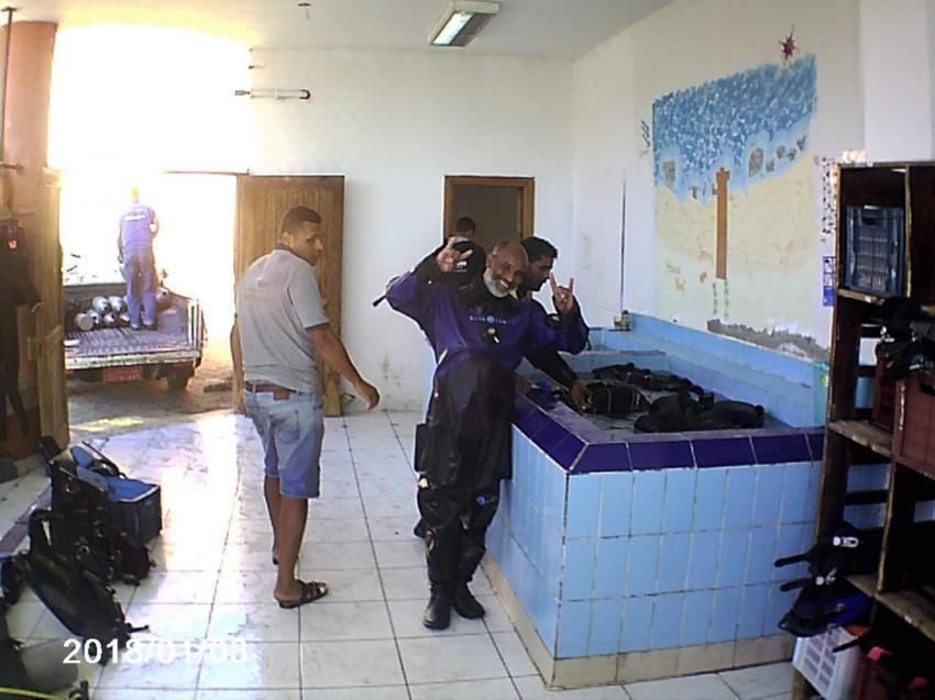 Salah, Deep Ocean Blue Diving Center, Marsa Alam, Ägypten, El Quseir bis Port Ghalib