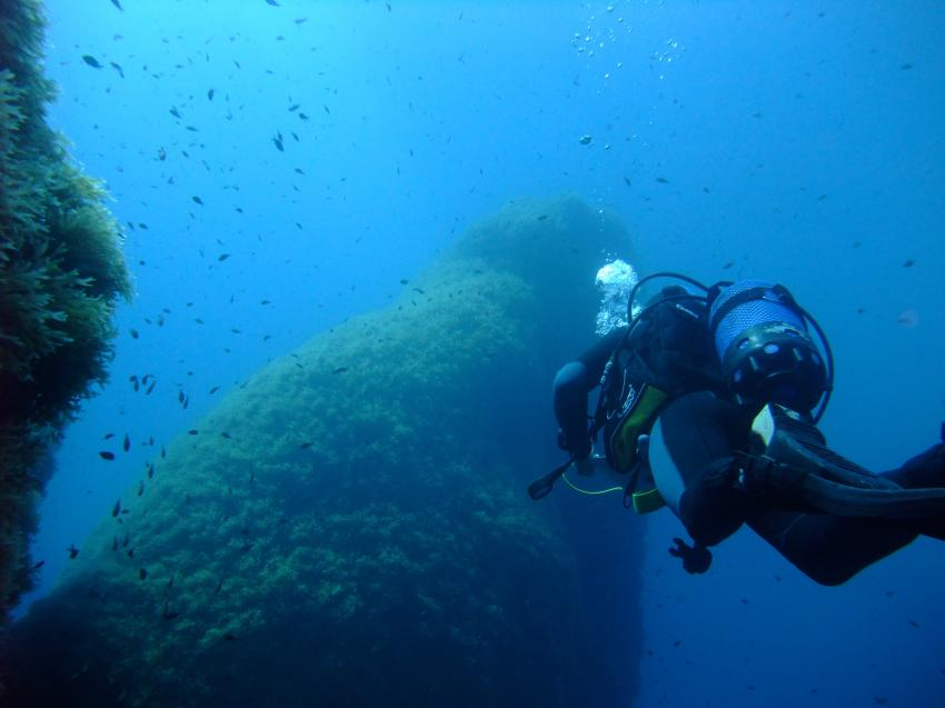 Ras il Hobz (by Utina Diving College), Ras Il Hobz, Malta, Gozo