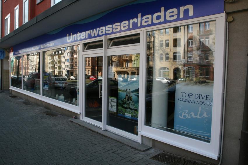 Unterwasserladen Kassel, Unterwasserladen Kassel, Deutschland, Hessen