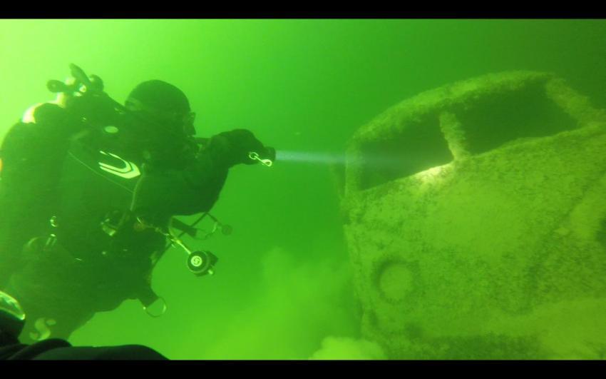 Adventure Diving Tauchschule, Gmunden, Österreich