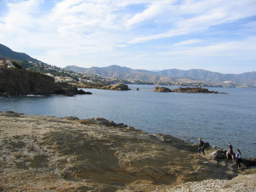 El Port de la Selva, Port de la Selva,Cap de Creus,Spanien