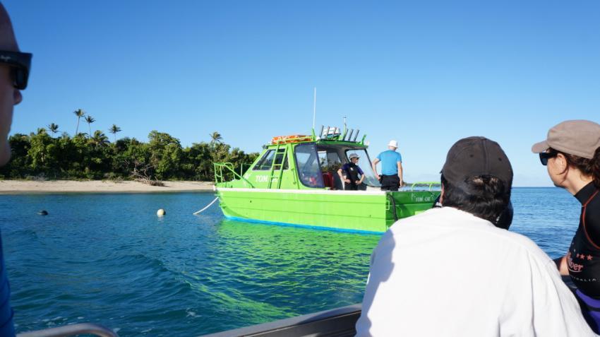 Ha Apai Tonga Sandy Beach Resort
