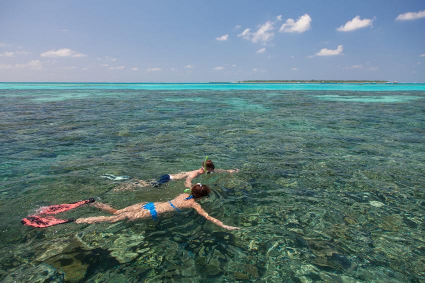 Euro-Divers, Meeru Island Resort & Spa, Malediven