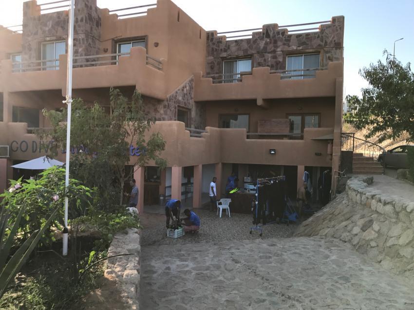 die Base, Diving & Discovery, Sharm el Sheikh, Ägypten, Sinai-Süd bis Nabq
