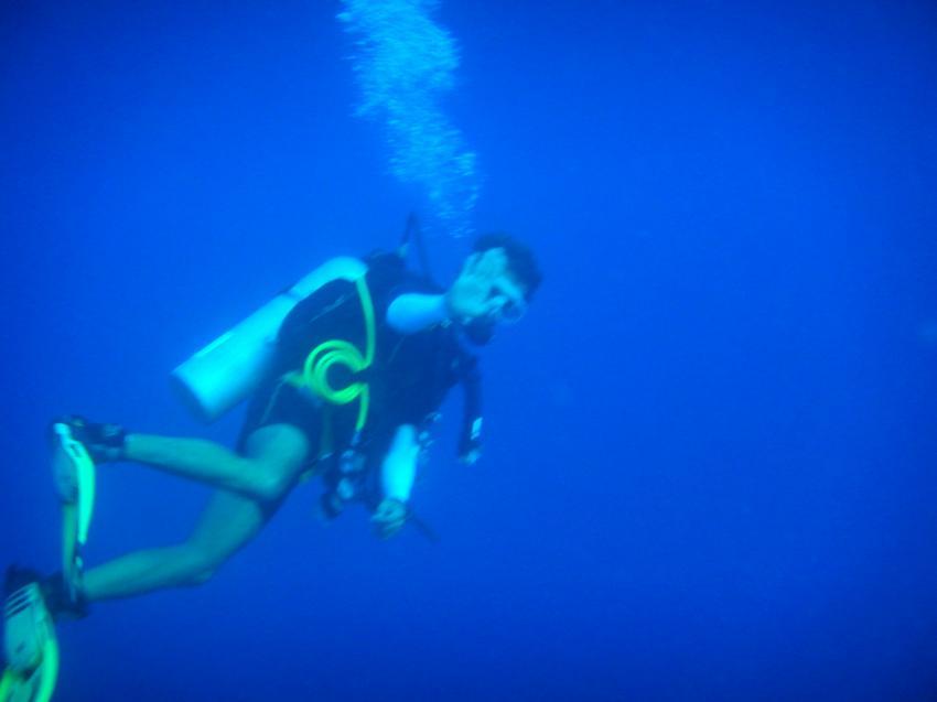 Mino der Instructor, Diving Ocean - Hotel Prima Life Resort, Ägypten, Safaga