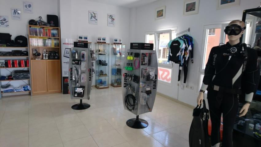 Ecological Divers Tenerife, Tauchen, Diving, Buceo, Buvar, Shop, Kanaren, Ecological Divers, Teneriffa, Spanien, Kanaren (Kanarische Inseln)