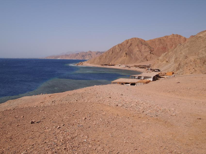 Blue Hole (Dahab), Blue Hole (Dahab),Ägypten,Küste,Wüste,Blue Hole,kahl