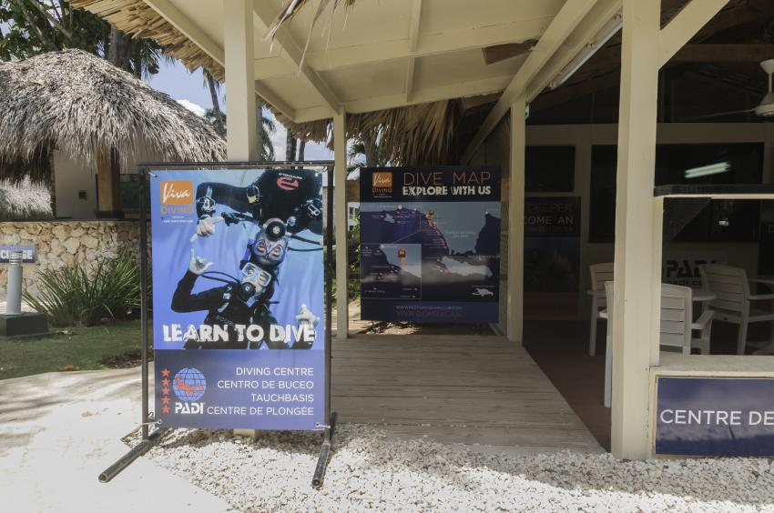 Viva Diving, Bayahibe, Dominikanische Republik