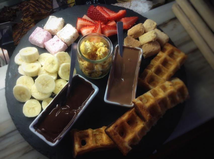 Oban Chocolate Company, Oban, Chocolate Company, Schottland, Oban Chocolate Company, Großbritannien
