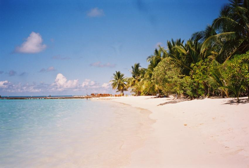 Dhiggiri, Dhiggiri,Malediven,Strand,Sand