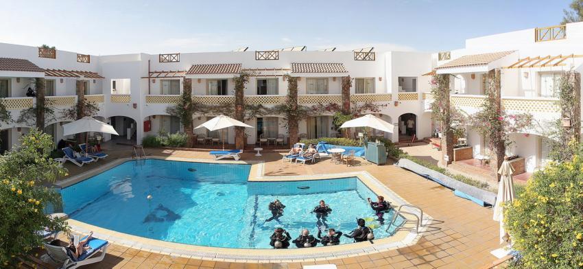 Camel Dive Club, Camel Dive Club & Hotel Naama Bay, Ägypten, Sinai-Süd bis Nabq