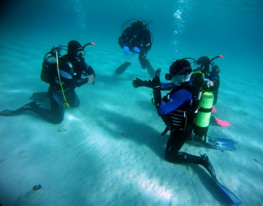 Najada diving, Murter, Kroatien