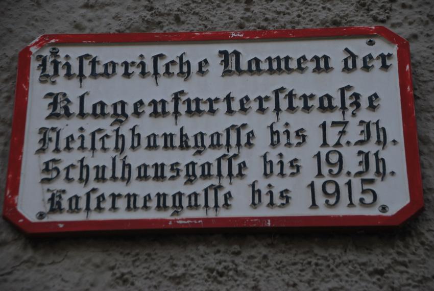 Altstadt St. Veit/Glan, Kunsthotel Fuchspalast, St. Veit an der Glan, Österreich