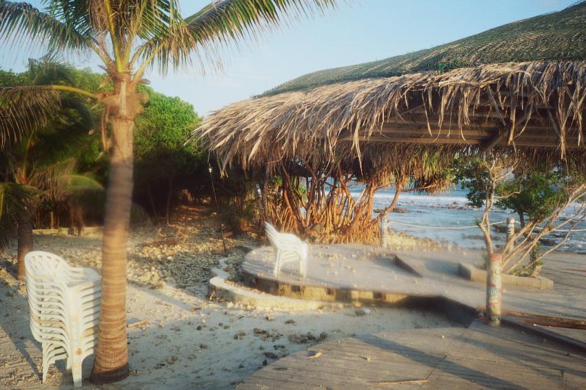 Lohifushi  ( Nord Male Atoll ) Nach der Welle, Lohifushi,Malediven,tsunami,welle,zerstörung,überflutung,strand,danach,schäden,schaden