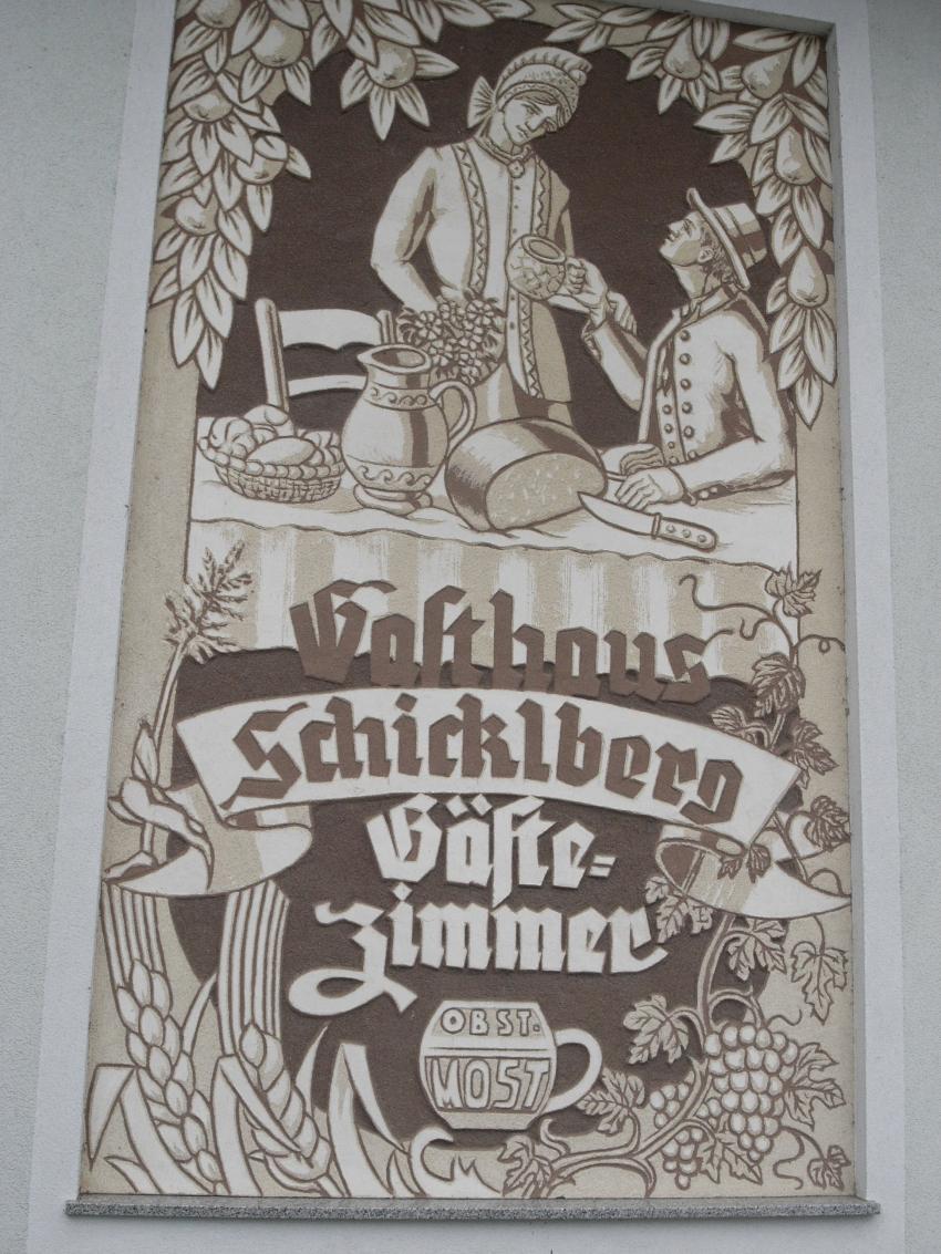 Schicklberg, Landgasthof Schicklberg, Kremsmünster, Österreich