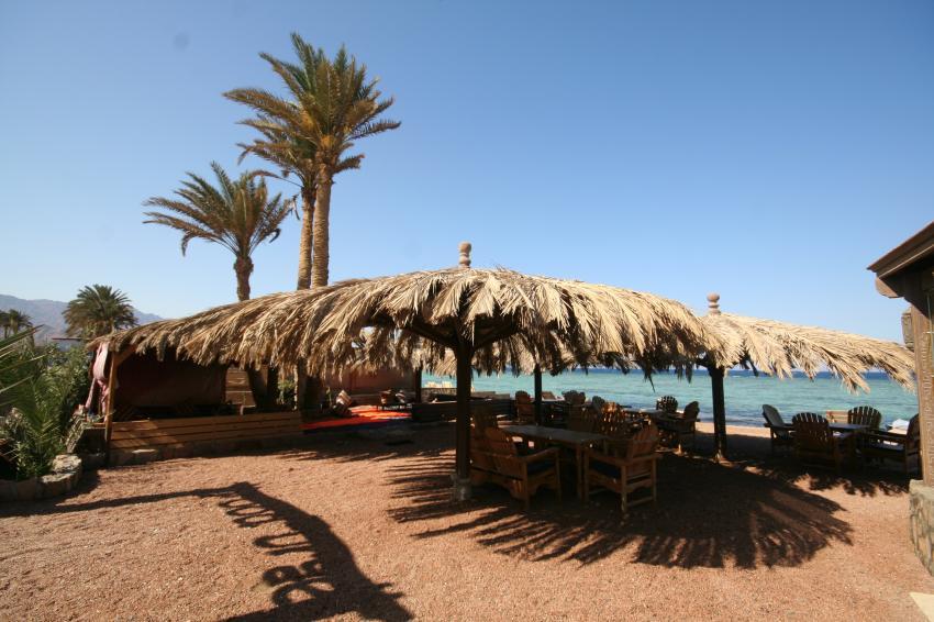 Beach for Dive Urge, Dive Urge Dive Resort, Dahab, Ägypten, Sinai-Nord ab Dahab