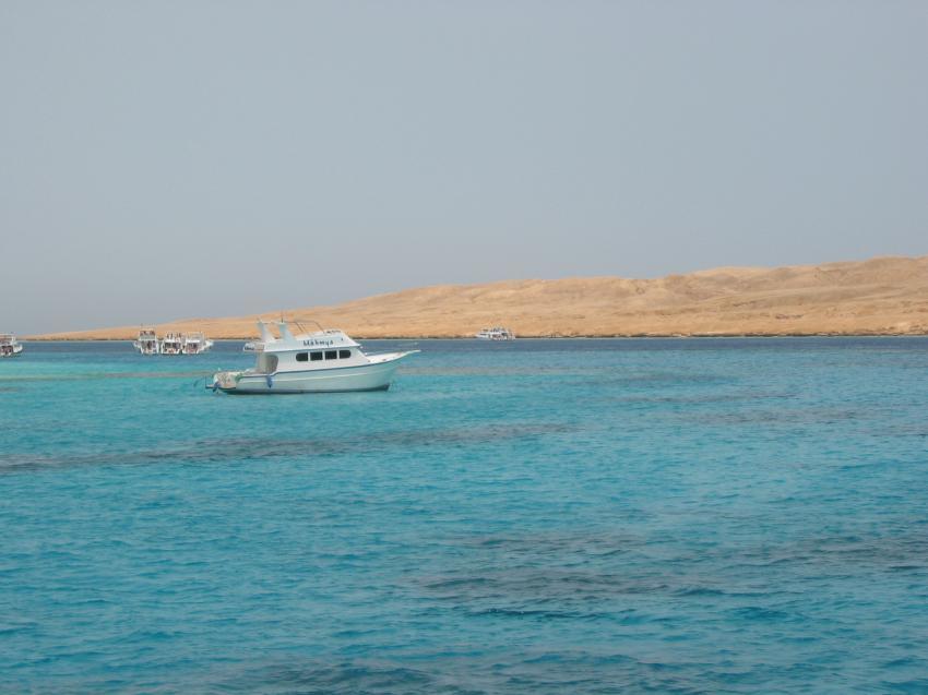Giftun Island, Giftun Island,Ägypten