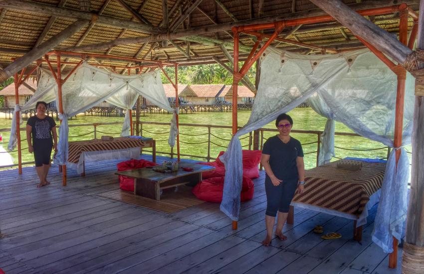 Papua Explorers Spa, Tauchen Raja Ampat, Raja Ampat Papua Explorers Resort, Indonesien, Allgemein