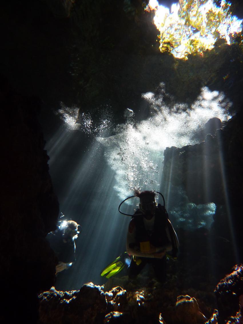 Höhlentauchen Boca Chica, Höhle Cueva Sirena,Dominikanische Republik,Höhlentauchen