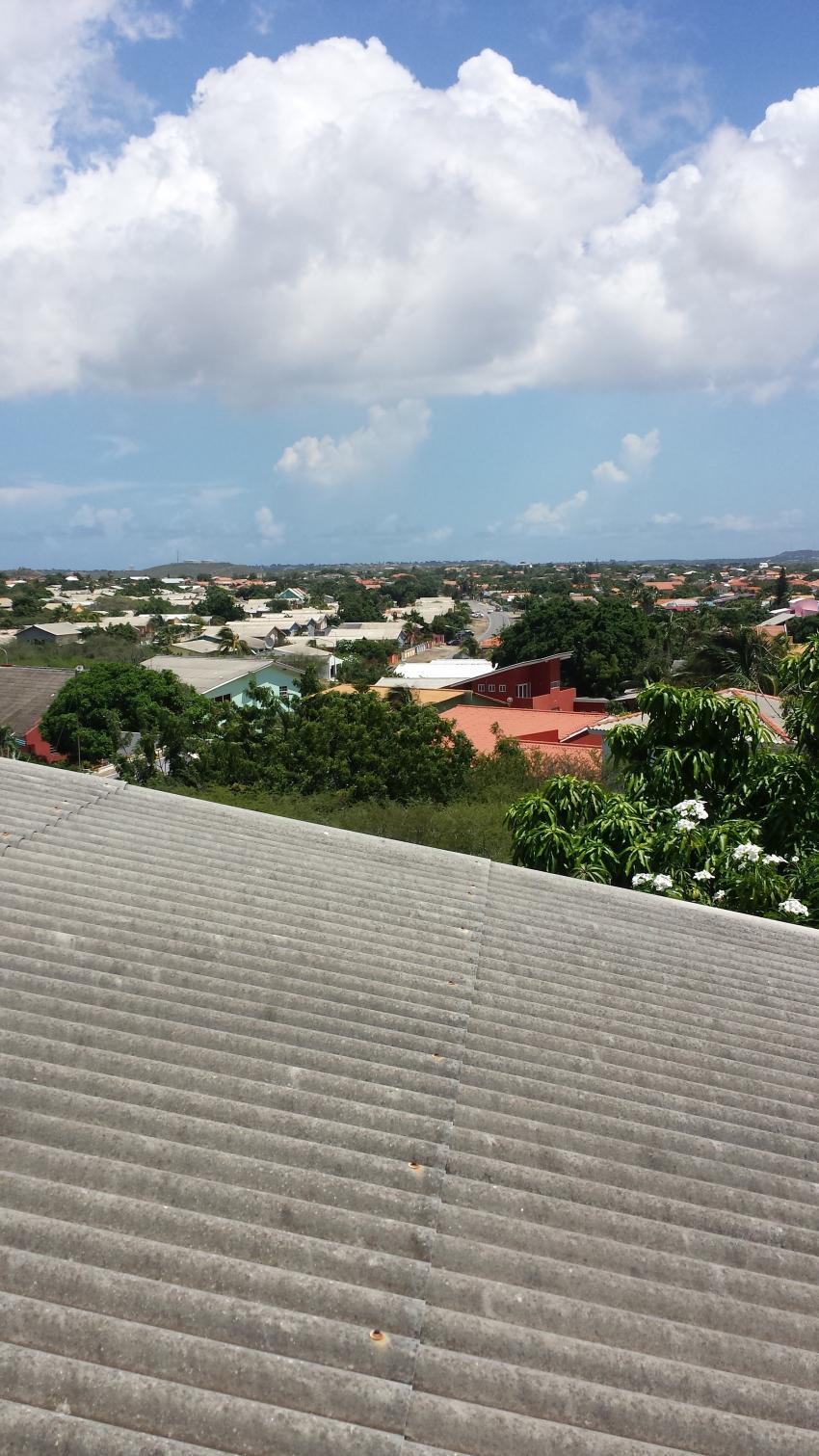 Aussicht auf die Insel 1, Diving Curacao (Kashimiri Apartments), Niederländische Antillen, Curaçao