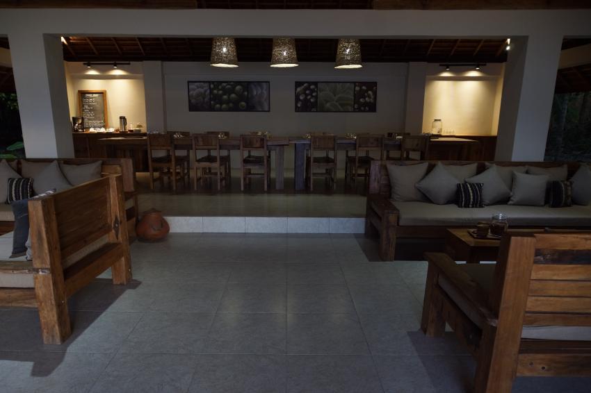 Aufenthaltsraum, Alami Alor Dive Resort, Indonesien, Allgemein