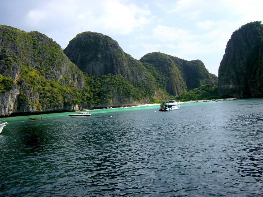 Koh Phi Phi - Koh Bida Noc, Koh Phi Phi - Koh Bida Noc,Thailand