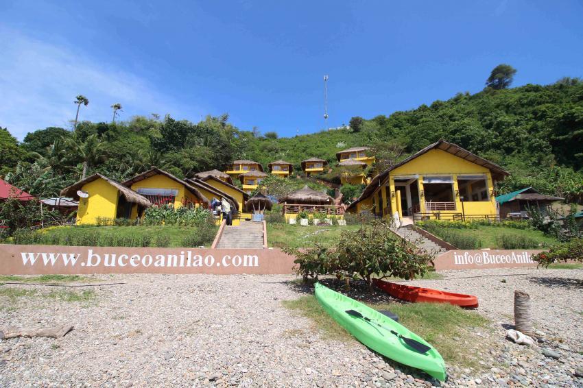 Buceo Anilao Beach and Dive Resort, Anilao, Batangas, Philippinen