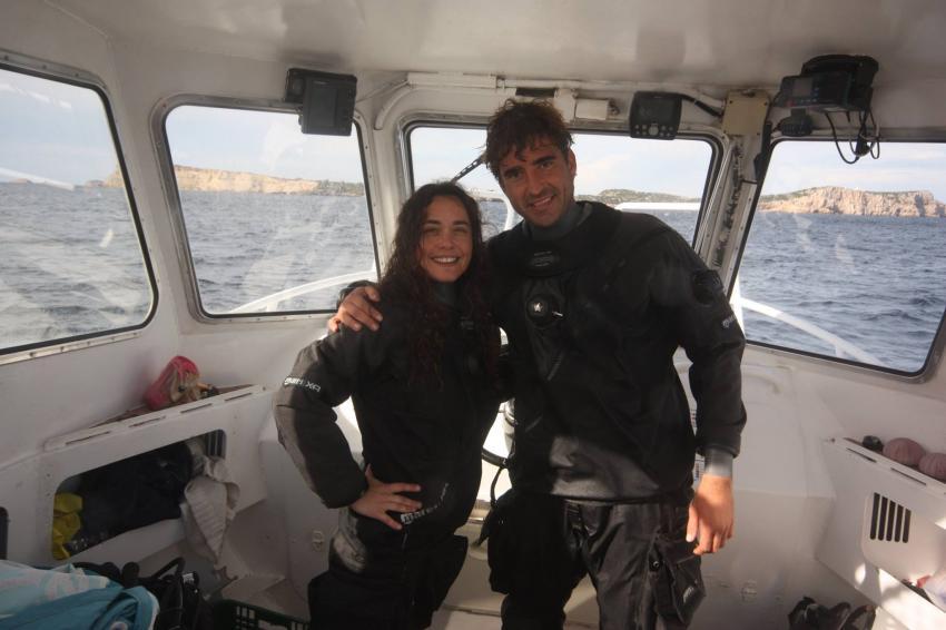 dry suit, Active Dive, Spanien, Balearen