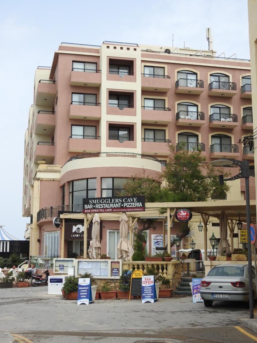 Calypso Hotel, Marsalforn, Gozo, Malta