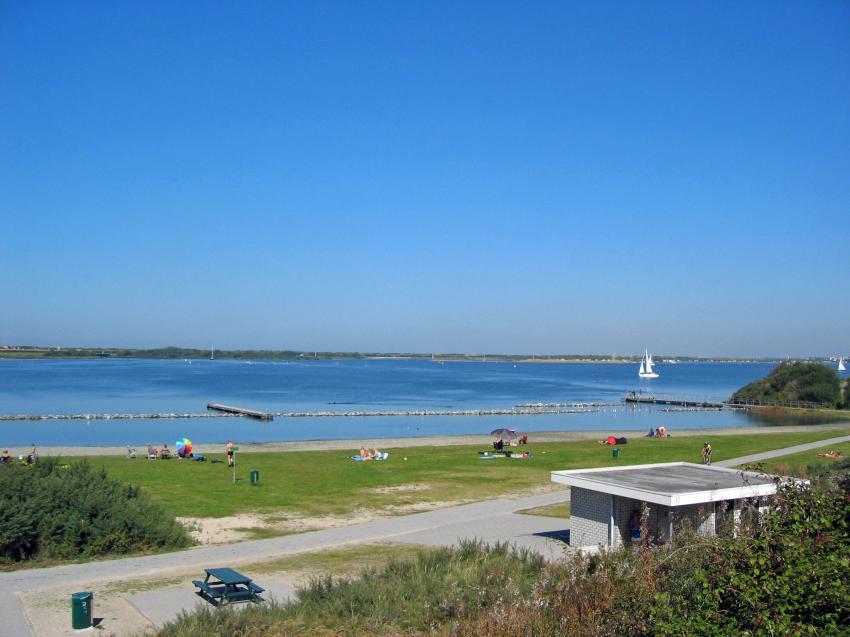t´Koepeltje, Grevelingen Meer - t´Koepeltje,Niederlande