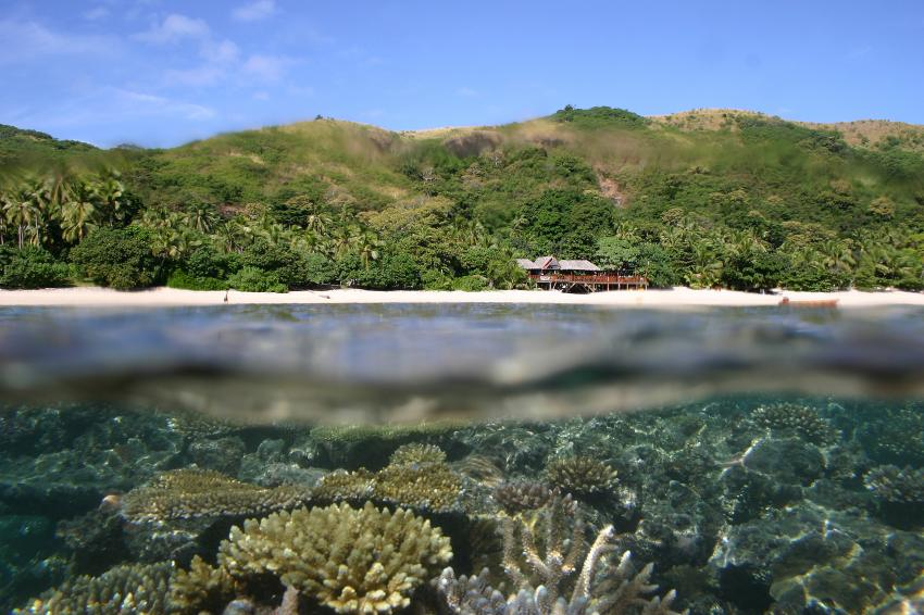 Yasawas/Botaira, Yasawas,Naviti,Fidschi