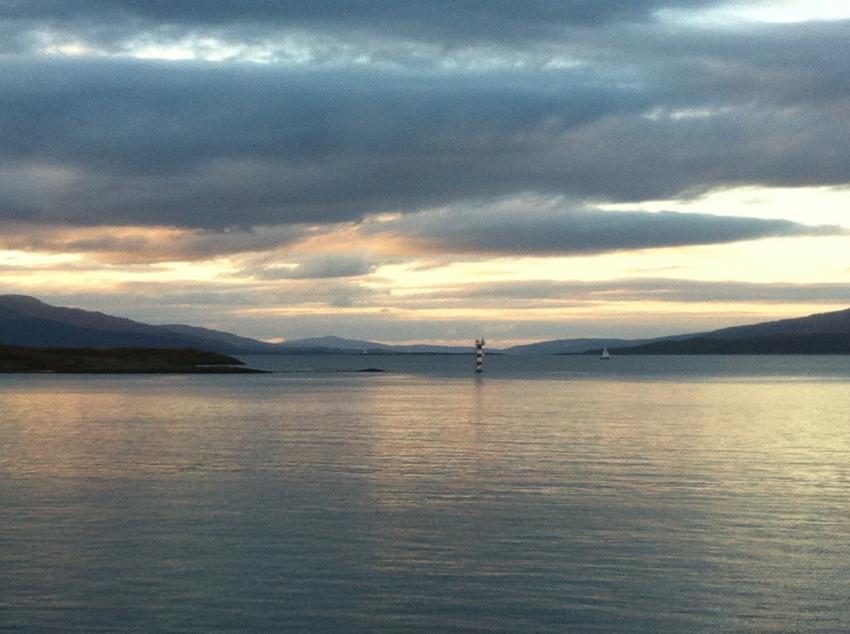 Oban - Tor zu den Hebriden, Oban, Scotland, Basking Shark Scotland, Großbritannien, Schottland