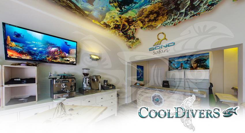 Empfangsraum, Cool Divers, Puerto Andratx, Mallorca, Spanien, Balearen
