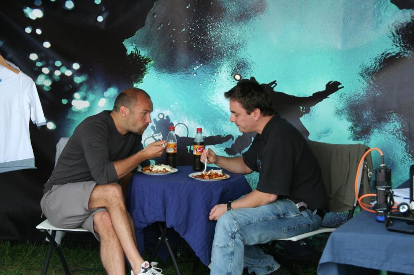 Hitdorfer See, Premiere 2007