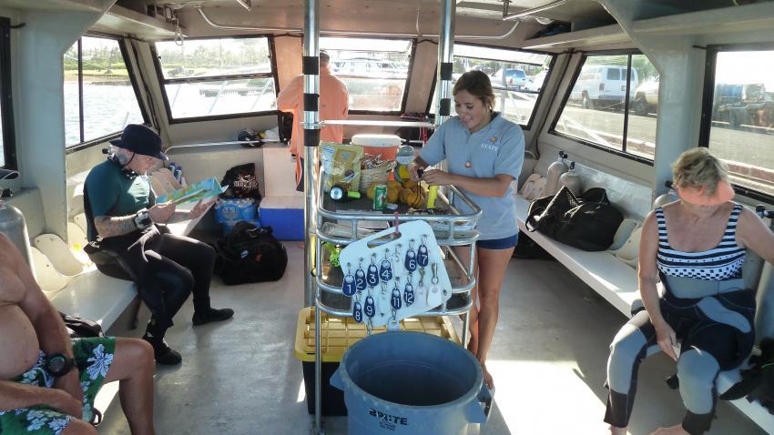 Seasport Divers, Kapaa, Kauai, USA, Hawaii