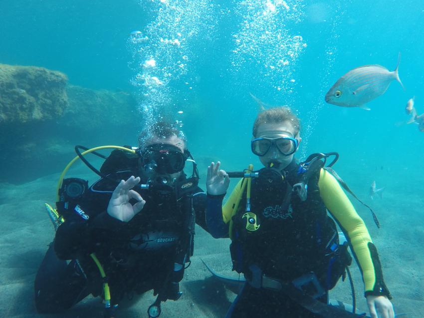 chupadera mit oceanworld, Oceanworld Magic Life Imperial Fuerteventura, Spanien, Kanarische Inseln