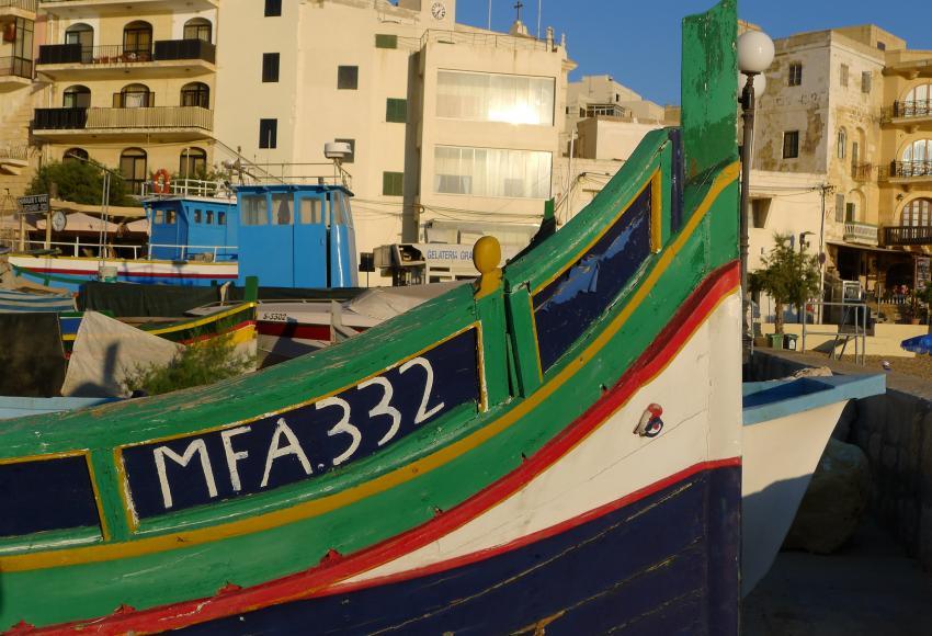Gozo, Juni 2013