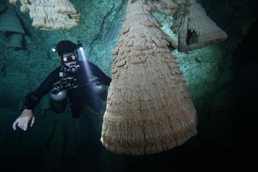 diving.DE Cenotes (Cenote-Diving.Com), Mexiko