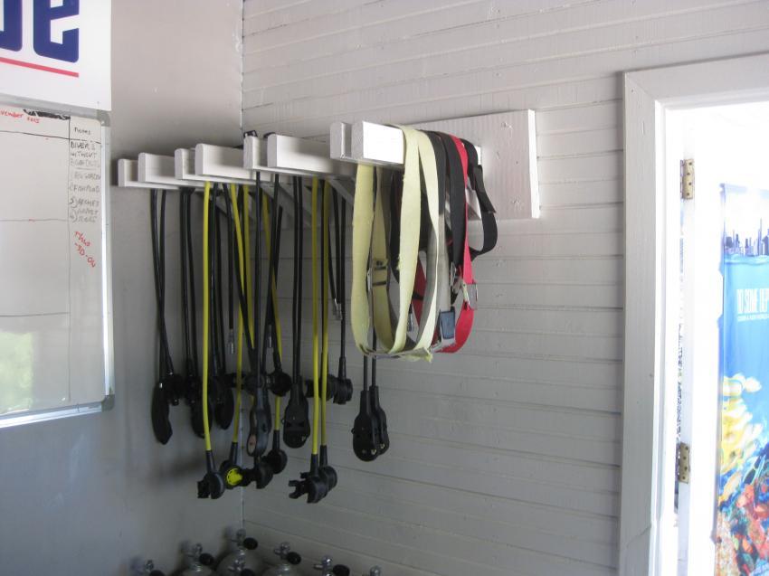 ScubaCaribe Montego Bay Ausrüstung, Scuba Caribe Riu Montego Bay, Jamaika