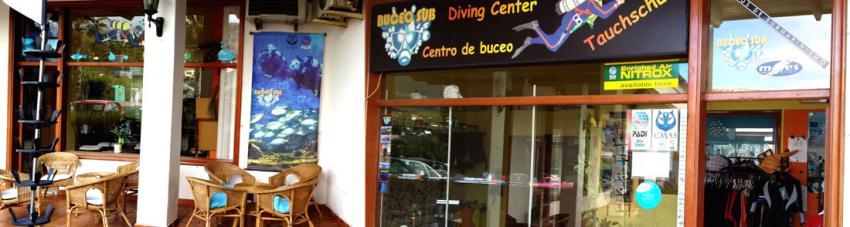 Dive Center Buceo Sub La Palma, Tauchschule, Los Cancajos, Divecenter, La Palma, Buceo-Sub La Palma, Spanien, Kanarische Inseln