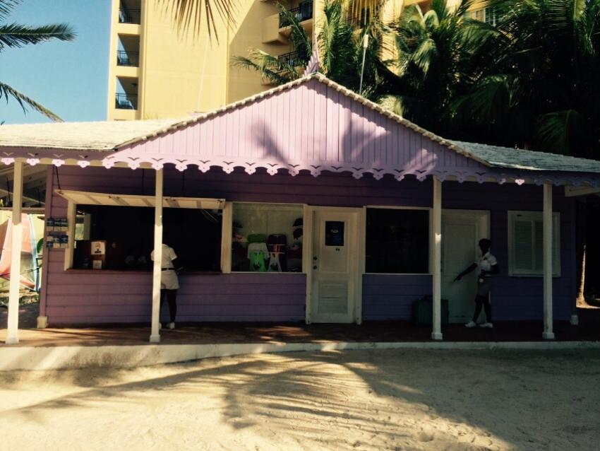 ScubaCaribe RIU Ocho Rios - Tauchbase, Scubacaribe, Ocho Rios, Hotel RIU, Jamaika